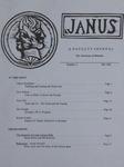 Janus, Fall 1992
