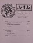 Janus, Fall 1993