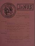 Janus, Spring 1996