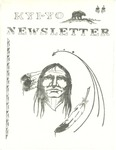 Kyi-Yo Newsletter, February 8, 1973 by Kyiyo Native American Student Association