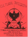 Fifth Annual Kyi-Yo Indian Youth Conference, 1973