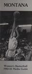 Lady Griz Basketball Media Guide, 1982-1983