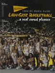 Lady Griz Basketball Media Guide, 1994-1995 by University of Montana--Missoula. Athletics Department