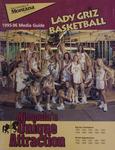 Lady Griz Basketball Media Guide, 1995-1996