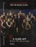 Lady Griz Basketball Media Guide, 1997-1998 by University of Montana--Missoula. Athletics Department