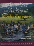 Lady Griz Basketball Media Guide, 1998-1999