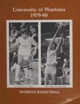 Lady Griz Basketball Program, 1979-1980 by University of Montana (Missoula, Mont. : 1965-1994). Athletics Department
