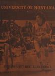 Lady Griz Basketball Program, 1985-1986