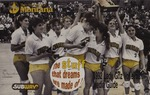 Lady Griz Volleyball Media Guide, 1992 by University of Montana (Missoula, Mont. : 1965-1994). Athletics Department