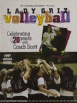 Lady Griz Volleyball Media Guide, 1997 by University of Montana—Missoula. Athletics Department