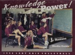 Lady Griz Volleyball Media Guide, 1998 by University of Montana—Missoula. Athletics Department