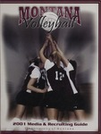 Lady Griz Volleyball Media Guide, 2001 by University of Montana—Missoula. Athletics Department