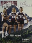Lady Griz Volleyball Media Guide, 2002 by University of Montana—Missoula. Athletics Department