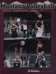 Lady Griz Volleyball Media Guide, 2003 by University of Montana—Missoula. Athletics Department