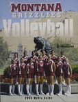 Lady Griz Volleyball Media Guide, 2005 by University of Montana—Missoula. Athletics Department