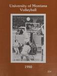 Lady Griz Volleyball Program, 1980