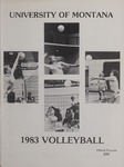 Lady Griz Volleyball Program, 1983