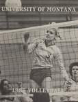 Lady Griz Volleyball Program, 1985