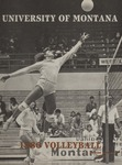 Lady Griz Volleyball Program, 1986