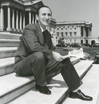 Speech critical of a proposed resolution on the Middle East, February 15, 1957