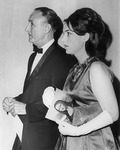 Mike and Anne Mansfield by Creator Unknown