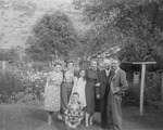 Hayes family reunion in Missoula, Montana by Creator Unknown