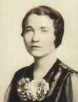 Portrait of Maureen Mansfield by Creator Unknown