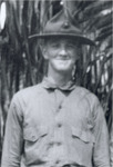 Mike Mansfield in uniform by Creator Unknown