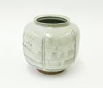 Pale Green Glazed Pot