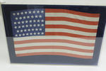 Framed United States Flag