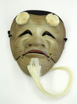 Noh Mask with Beard