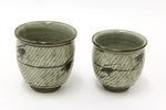 Mashiko Husband and Wife Teacups