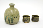Kurumuta-Yaki Sake Set