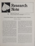 Research Note, January 1980