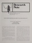 Research Note, January 1983