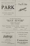Hay Fever, 1940