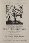 More Died Than Men, 1935