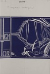High Tor, 1940 by Montana State University (Missoula, Mont.). Montana Masquers (Theater group)