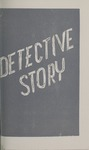 Detective Story, 1954 by Montana State University (Missoula, Mont.). Montana Masquers (Theater group)