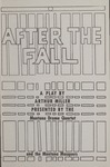 After the Fall, 1967 by University of Montana (Missoula, Mont.: 1965-1994). Montana Masquers (Theater group)