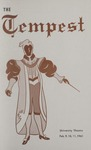The Tempest, 1961 by Montana State University (Missoula, Mont.). Montana Masquers (Theater group)