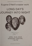 Long Day's Journey Into Night, 1977 by University of Montana (Missoula, Mont.: 1965-1994). Montana Masquers (Theater group)