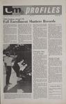 UM Profiles, October 1969