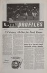 UM Profiles, December 1969