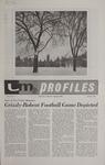 UM Profiles, January 1970
