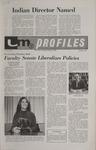 UM Profiles, February 1970