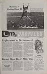 UM Profiles, November 1970
