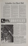 UM Profiles, December 1970