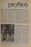 Profiles, March 1974