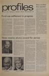 Profiles, November 1974